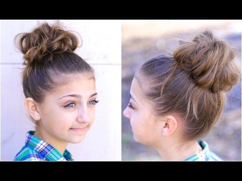 11 Sporty hairstyles to help you slay your next work out sesh  |Athletic Hair Buns