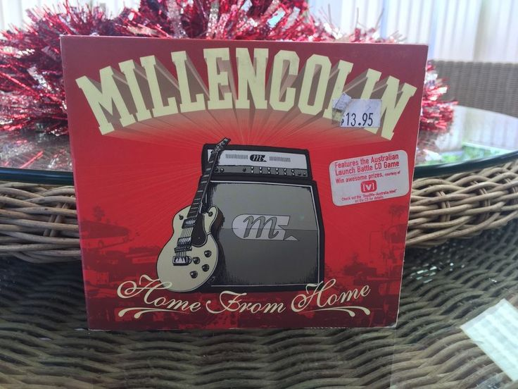 Music - Millencollin CD - Home From Home  | eBay