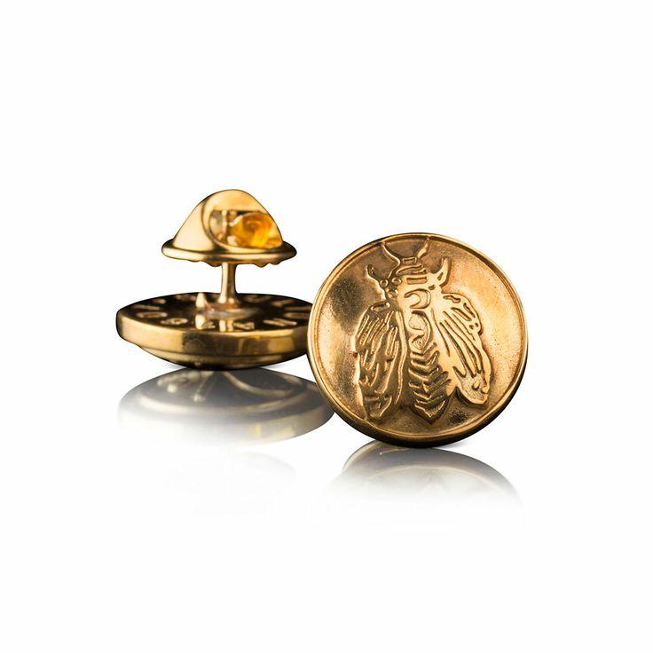 Napoleon Bee Pin, Brass - Skultuna - Skultuna - RoyalDesign.co.uk