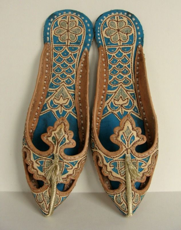Persian Genie HAREM Shoes SLIPPERS items in Very Desperate Housewife Store store on eBay!
