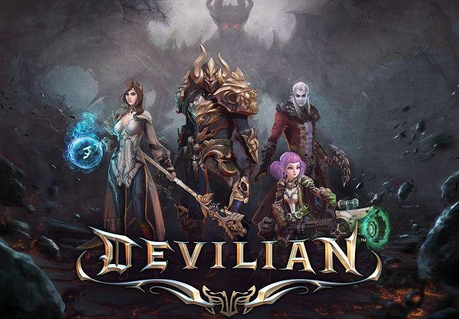 Closed beta keys for Trion's upcoming MMORPG Devilian. #Beta #MMORPG #Devilian