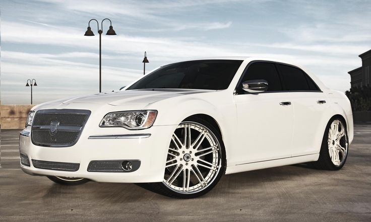 asanti wheels the leader in custom luxury wheels white chrysler 300c with 24 cx 504 my. Black Bedroom Furniture Sets. Home Design Ideas
