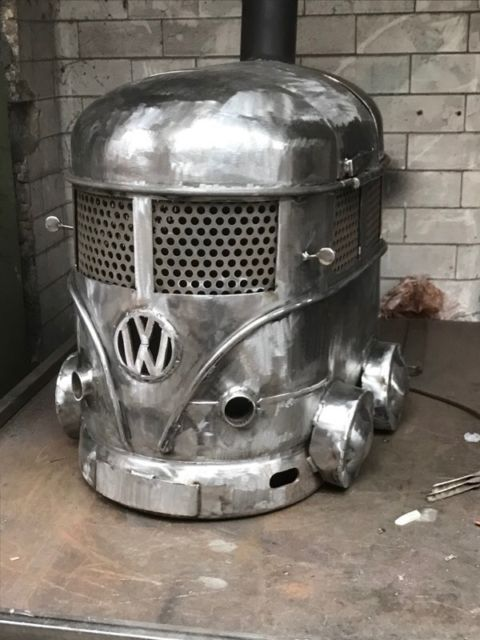 For sale I have a vw camper log burner. Brand new. Hand crafted from 3mm steel. I can leave as is an