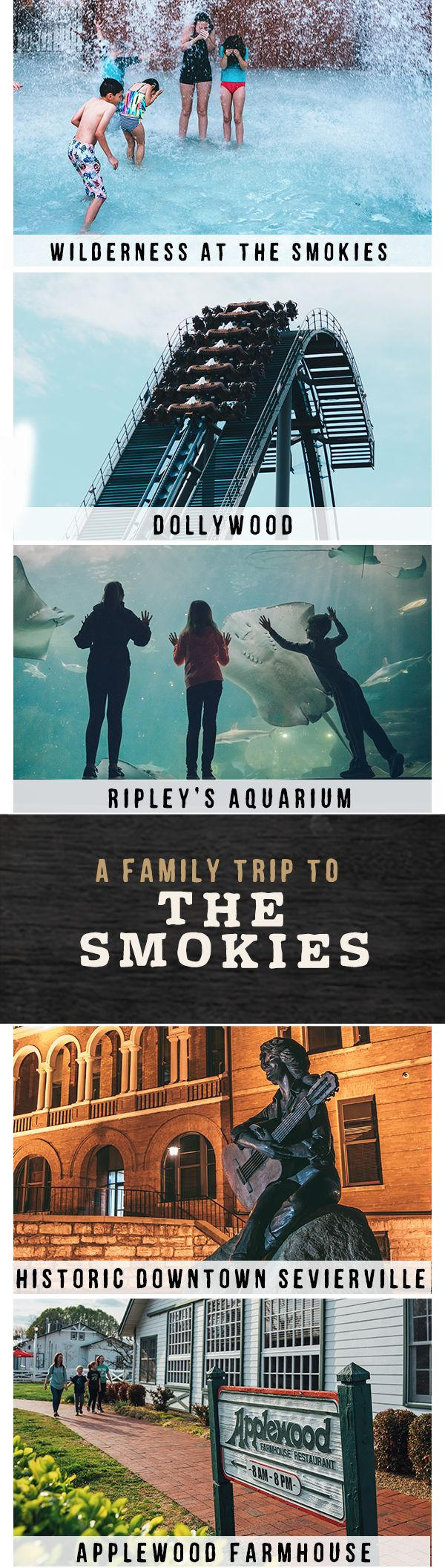 """Photographer Eric Ward and his family spent a weekend in the Smokies creating their very own """"Tennessee Time Capsule."""" See what they loved to help you plan your own family getaway Made in Tennessee."""