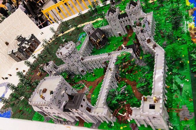 Lego Medieval Castle