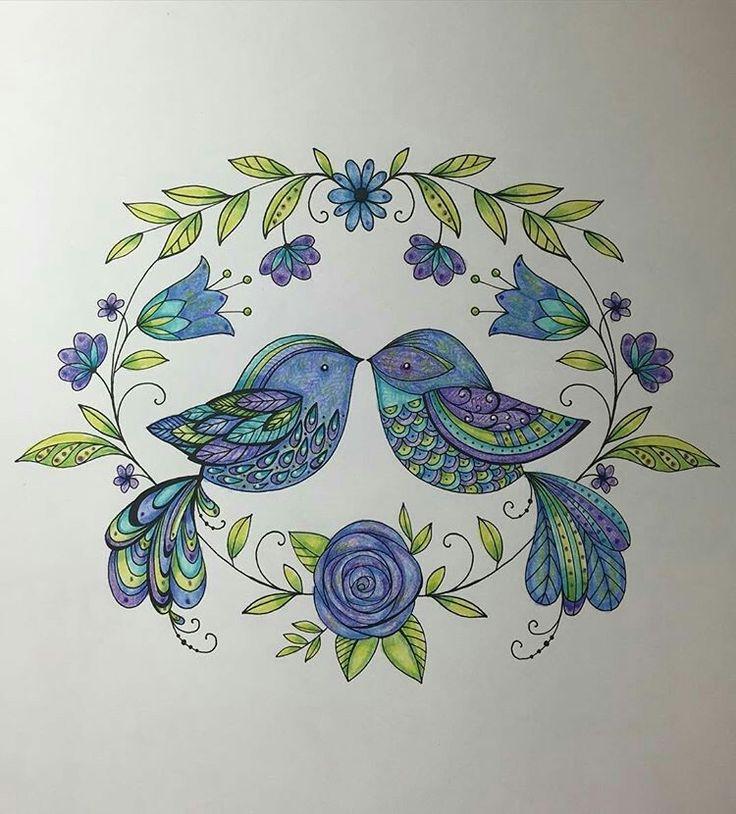 Joyous Blooms By Eleri Fowler