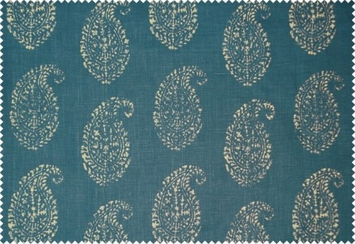 Kashmir Paisley by Peter Dunham Textiles - asian - upholstery fabric - peterdunhamtextiles.com