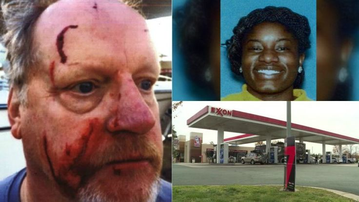 Woman arrested in 'sick of fancy white people' hammer attack at Virginia gas station | fox13now.com