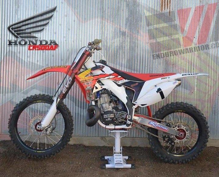 Honda Cr 500 Af In 2020 Motocross Motorrader Motocross Motocross Maschinen