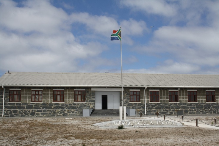 Robben Island Museum - once a prison, now one of the city's top attractions #capetown #robbenisland