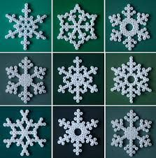Google Image Result for http://www.room-to-bloom.com/wp-content/uploads/2012/12/white-hama-bead-snowflake-christmas-decorations.jpeg
