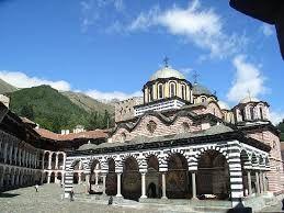 Image result for rila monastery