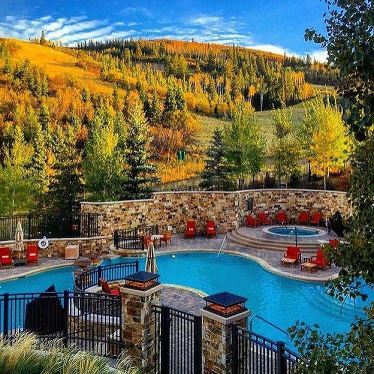 St Regis - Deer Valley, Utah (Fall)