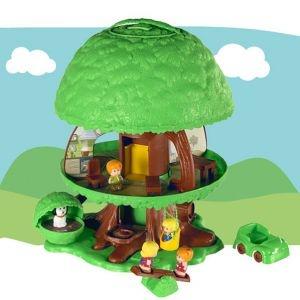 Tree house.