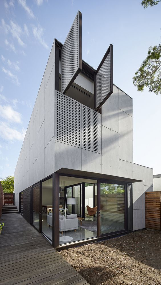 Gallery - May Grove / Jackson Clements Burrows Architects - 8