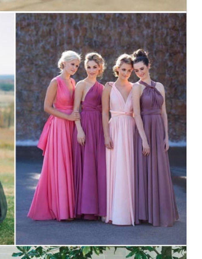 26 best Wedding Bridesmaids Dresses images on Pinterest | Wedding ...