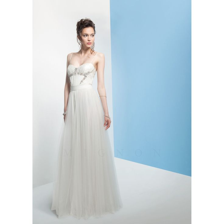 INES Wedding Dress - WHITE COLLECTION – Roman & French - Leader in Bridal Jewellery, Hair Accessories and Wedding Gifts.