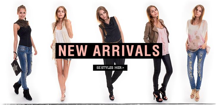 New Arrivals - summer outfits style guide.