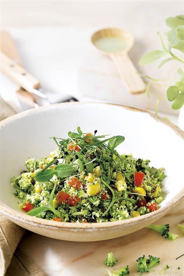 recetas de couscous vegetarianas