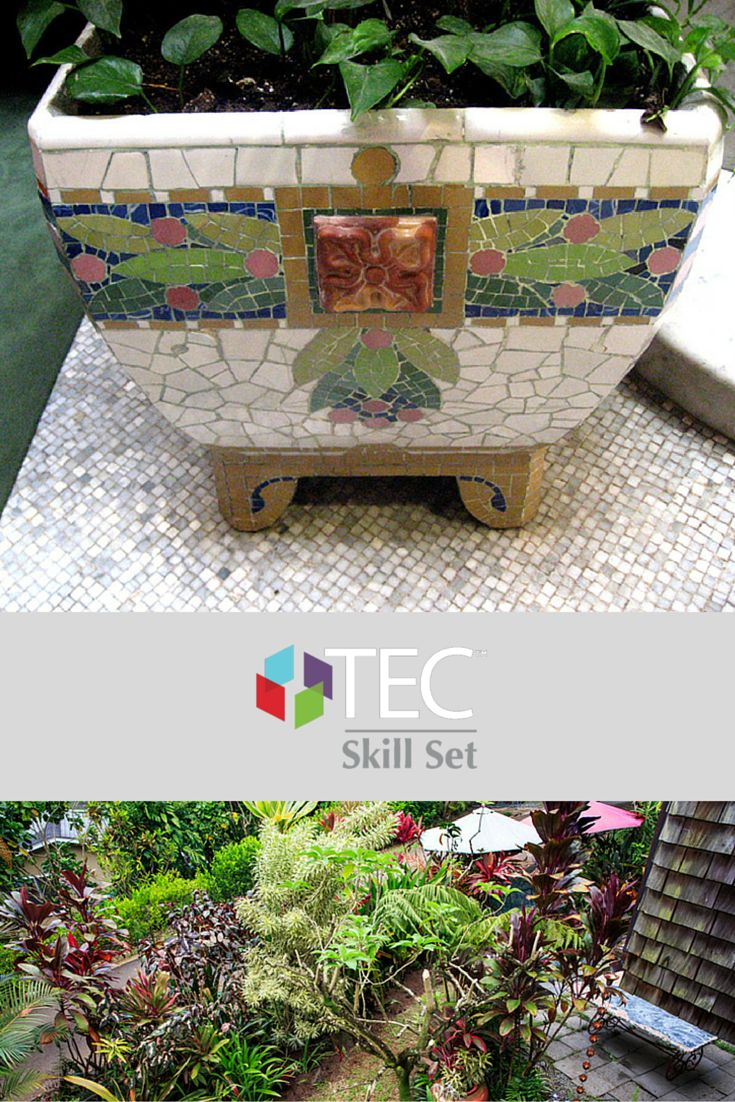 Sold custom made butterfly mosaic table top for mary ann in texas - 6 Diy Ideas For An Impressive Mosaic Inspired Backyard