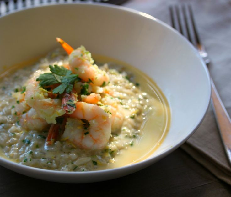 Photo of Light Lemon Risotto