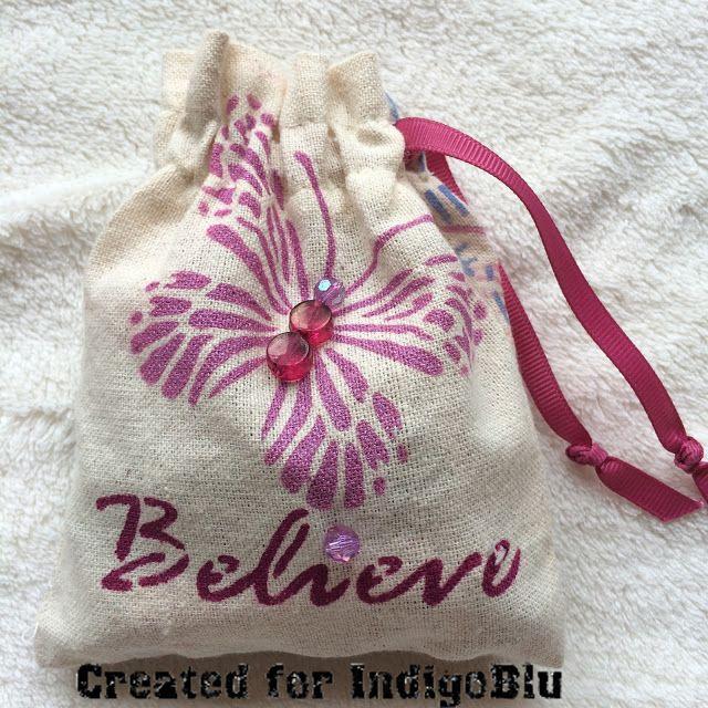 Birdcage Craft Studio Fabric Art on Fabric
