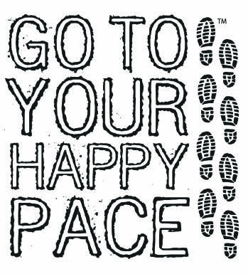 Repin if your happy place is out on the run!