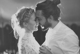 Real Wedding: Naomi & Caleb