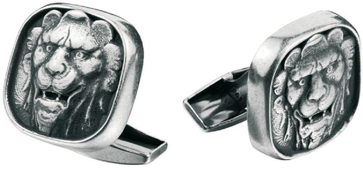 Urho cufflinks (Kalevala Koru, silver) gentleman.fi
