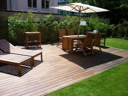 Die 25+ besten Holzterrassen Ideen auf Pinterest   Terrasse ...