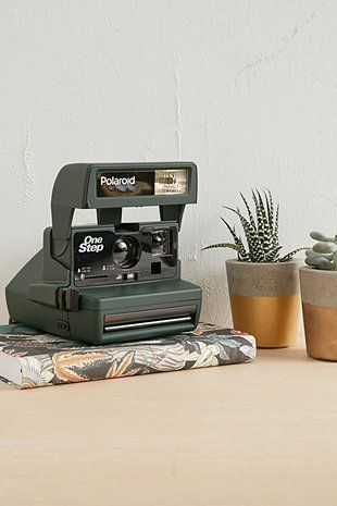 UO Custom Impossible One Step Hunter Green Camera