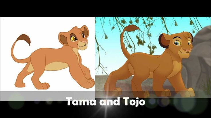 The Lion King Family Tree (My Opinion)