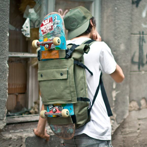 It's, umm, Bagday Thursday. Or something. #luggage http://blindchic.bigcartel.com/product/scumbag
