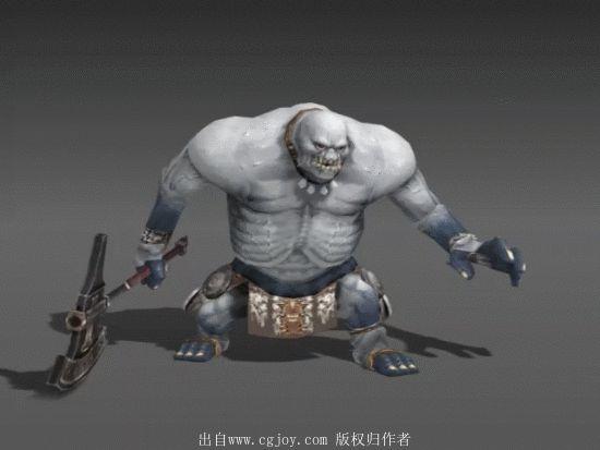 【新提醒】韩国动画师动作合集27 怪物动...