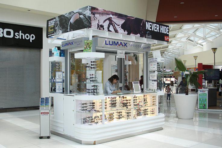 isla lentes centros comerciales - Buscar con Google