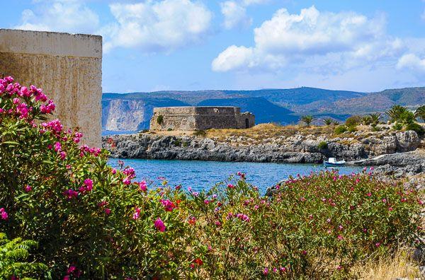 Small castle of Avlemonas
