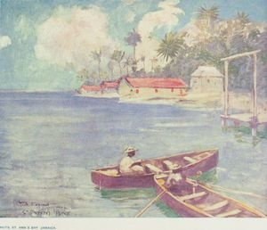 Huts, St. Ann's Bay Jamaica. Schomburg Center for Research in Black Culture / General Research and Reference Division.Future Activities, Schomburg Center, Anne Bays, Bays Jamaica, Black Culture, Public Libraries, Digital, Wall Ideas, Reference Division