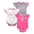Falcons gear for the baby girl in your life