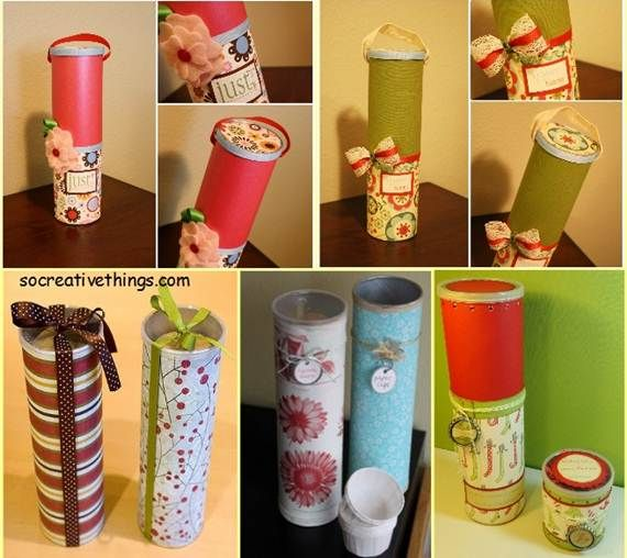 138 best images about creative ideas on pinterest for Diy from recycled materials