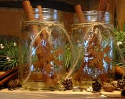 christmas decorating with mason jars - Google Search