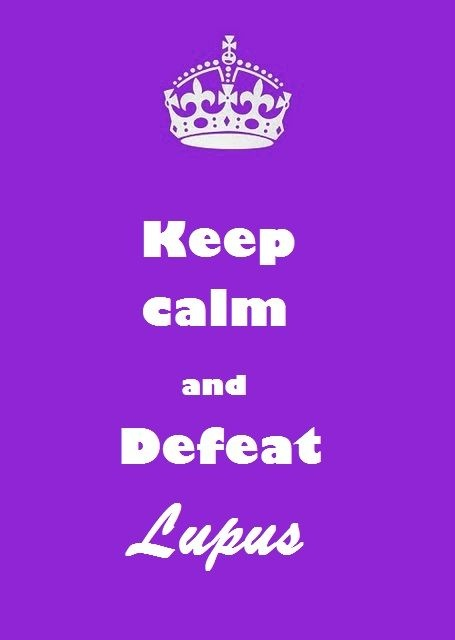 #Lupus....my wish for everyone who has Lupus and their family and friends