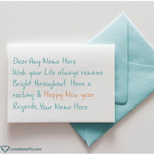 create Best New Year Text Messages With Name along with best new year quotes and send your new year wishes greetings online in seconds.