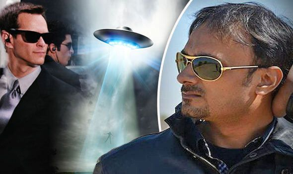 Claims UFO investigators are being killed by 'men in black' after latest 'mystery death'