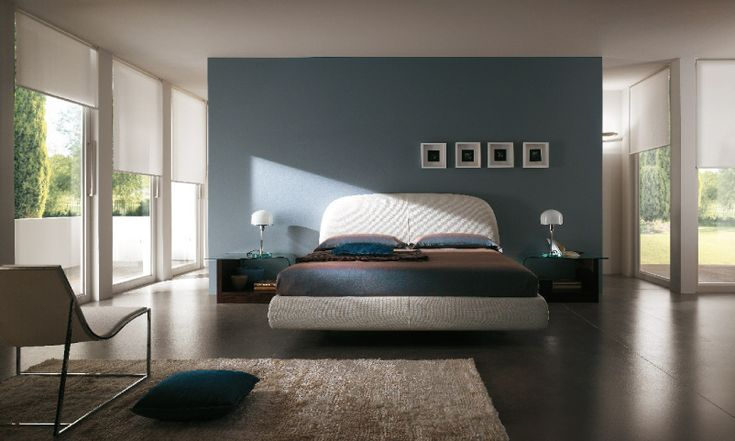 Pareti colorate abbinamenti camere da letto cerca con for Pareti colorate casa moderna