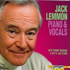 Jack Lemon Piano & Vocals