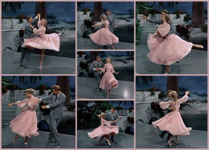 White Christmas: Vera-Ellen and Danny Kaye: