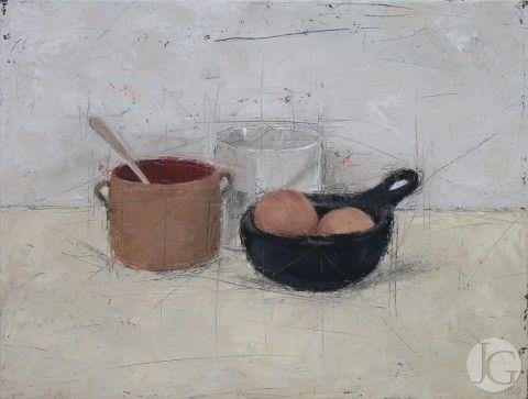 Ann Armitage from The Jerram Gallery, Sherborne, Dorset.
