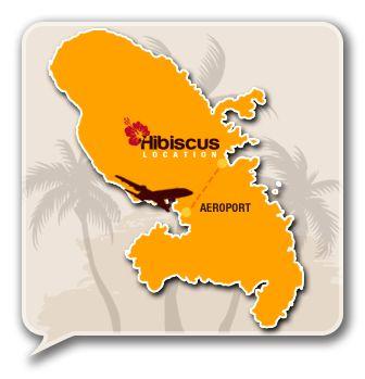 N°1 Location de voiture Martinique - Hibiscus Location