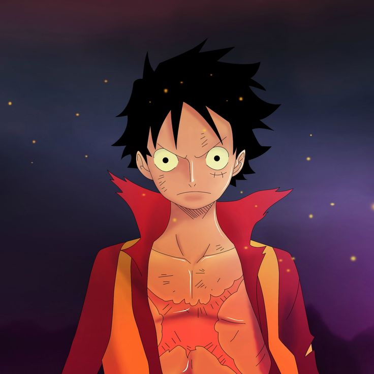 Luffy Shocking Look. Who doesn't like Luffy in One Piece?! Tap for more One Piece Wallpapers for iPhone & Android! - @mobile9