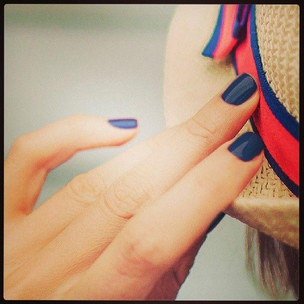 #3in1SmaltoSemipermanente #OneStepGel #LaFemmeProfessionnel #FollowMe #Blue #Blu #Mani #Primavera #Spring #Sea #Mare #Mani #PerfectManicure #Nail #Nails #Blogger #Blog